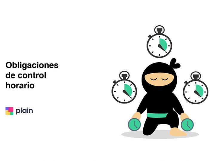 Obligaciones del control horario